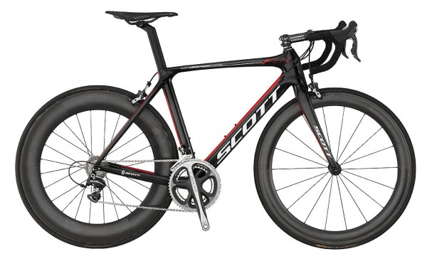 велосипед 2011 scott f01 aero road bike