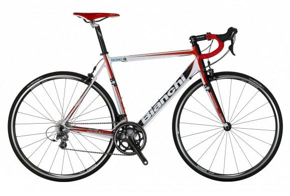 Велосипед Bianchi bike MONO-Q 105 Compact