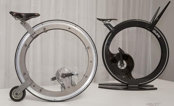 Необычные велосипеды Ciclotte