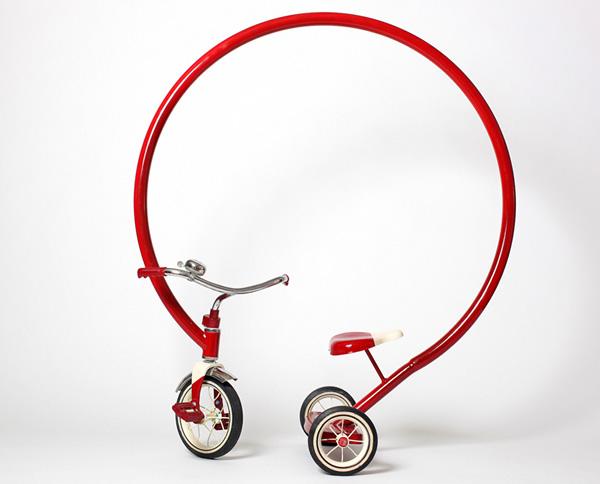 Сумасшедшие велосипеды