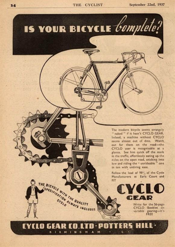 задний переключатель велосипеда Cyclo Standard
