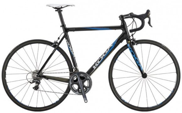 велосипед Koga Full Pro Scandium