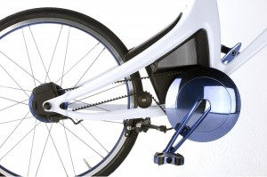 велосипед Lexus Hybrid Bicycle Concept