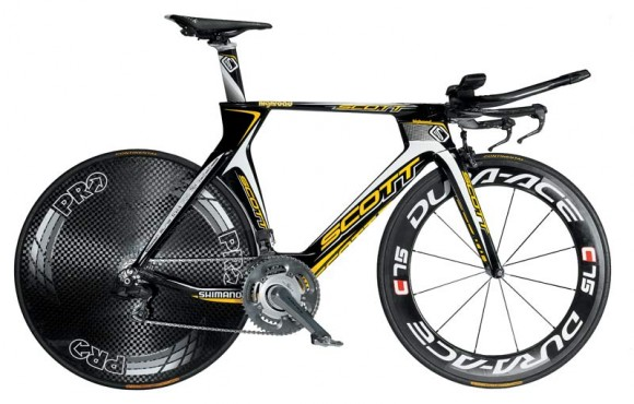 Велосипед Scott Addict R2 TT