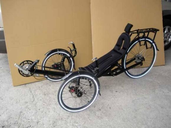 Велосипед Лигерад Recumbent Bike