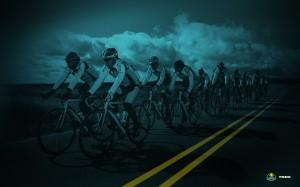 Велосипедные обои Astana