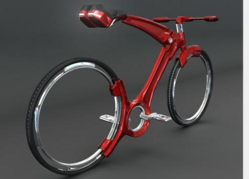 Велосипед будущего