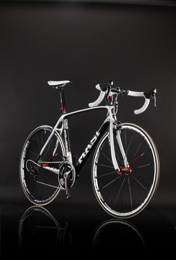 карбоновый велосипед masi