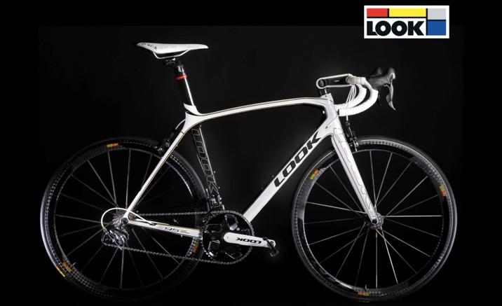 велосипед Look 695