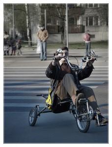 велосипед лигерад