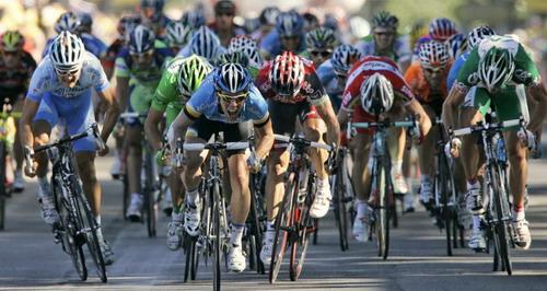 Рывок на Тур де Франс