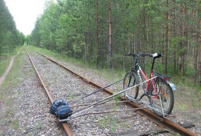 Вело поезд