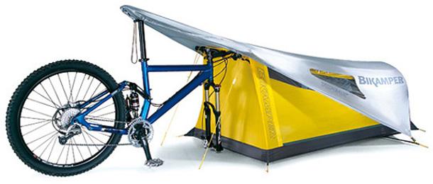 велосипедная палатка
