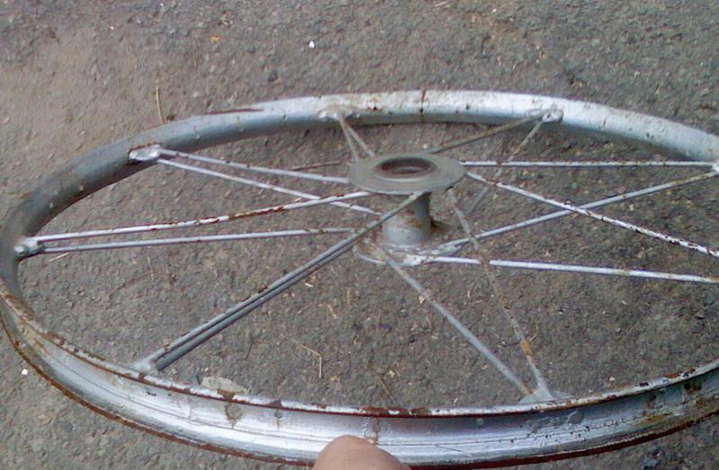 Необычные велосипедные колеса