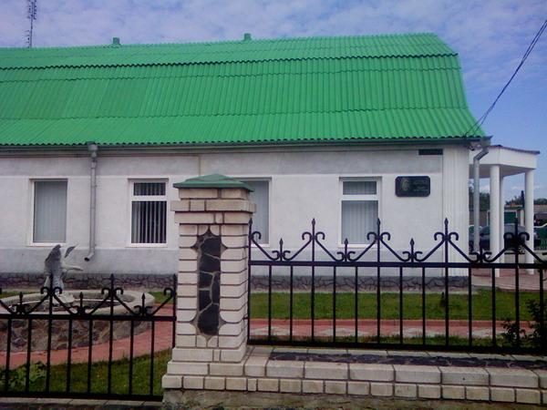 Дом украинской писательницы Зинаиды Тулуб