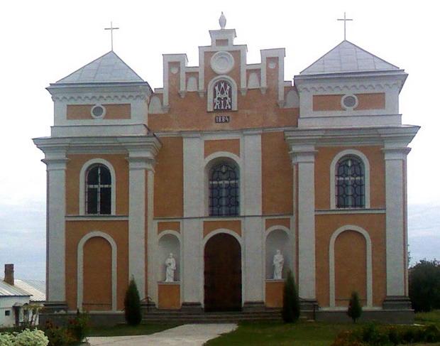 Брацлавский костел
