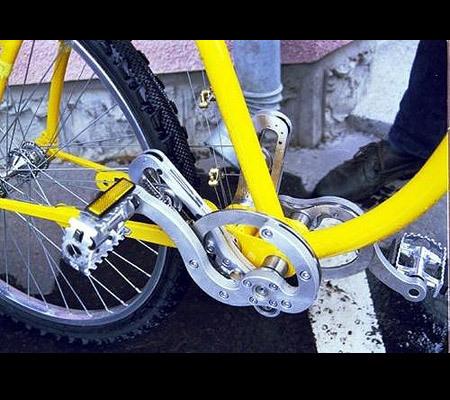 велосипед StringBike