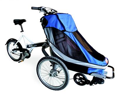 велосипед для родителей
