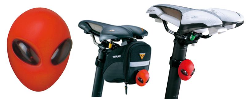 задний велосипедный фонарь AlienLux