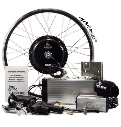 електро велосипед своими руками