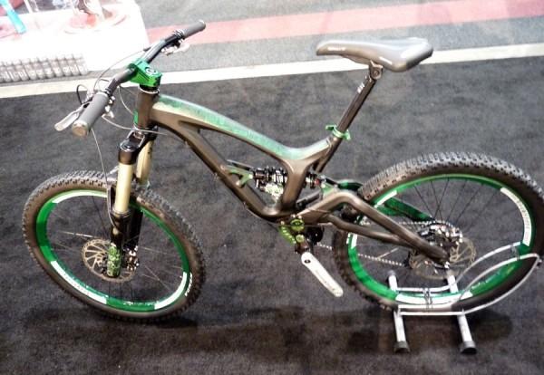Прототип велосипеда GT Ruckus