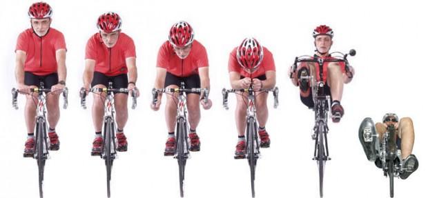Лигерады в сравнении с велосипедами