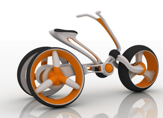 Rabbit Concept Electric Bike