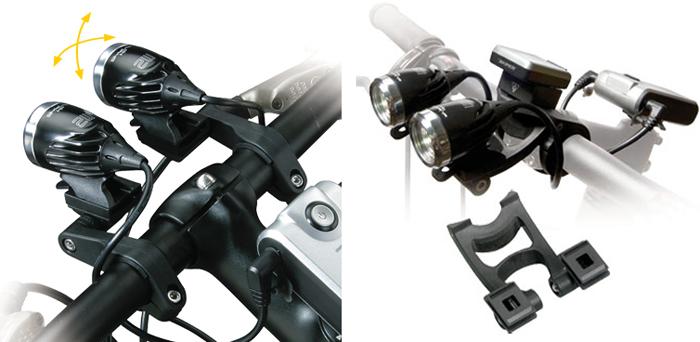 Велосипедный фонарь WhiteLite™ HP 2W Dual