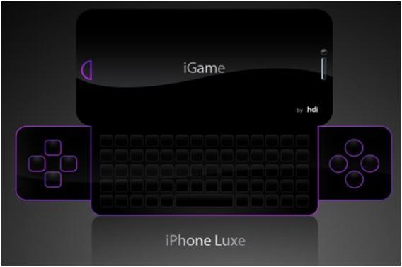 iPhone 4G Luxe