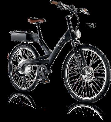 Электровелосипед A2B