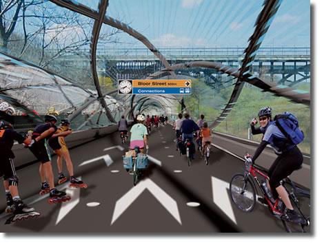 Велосипедное метро bike metro