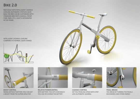 Велосипед bike 2.0