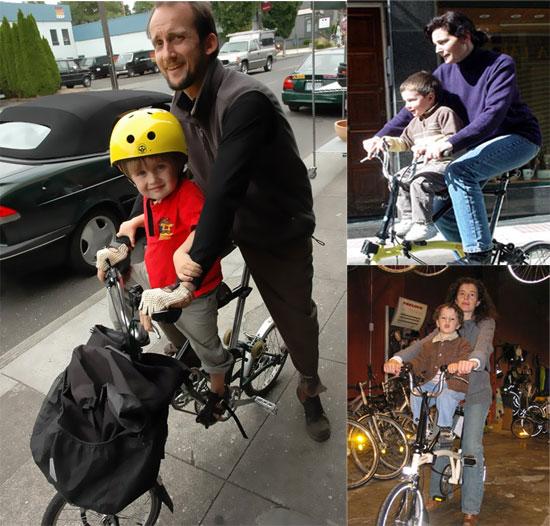 Велосипед ITandem