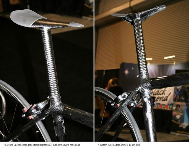Самый лёгкий велосипед