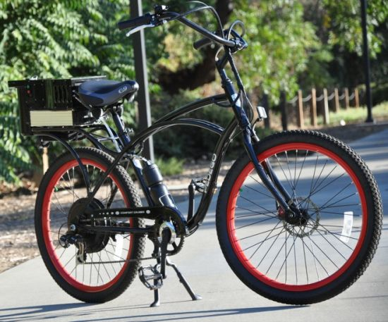 велосипед signas electric bike