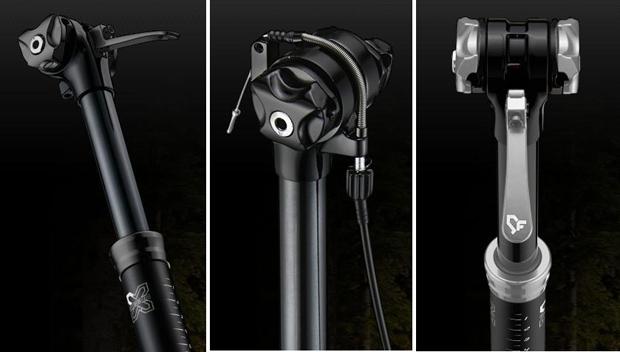 X Fusion Hilo 100 – регулируемый подседельный штырь для велосипеда