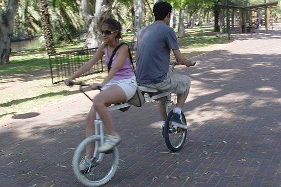 велосипед доверия