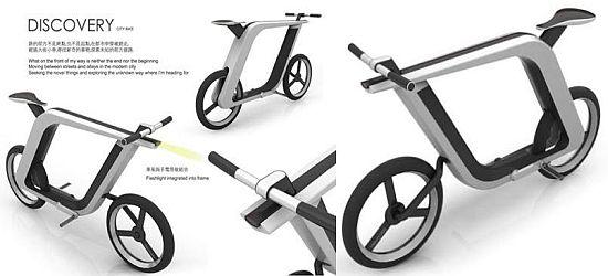 Ромбовидный велосипед