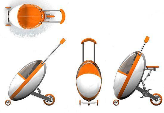 Велосипедная коляска MaxMini