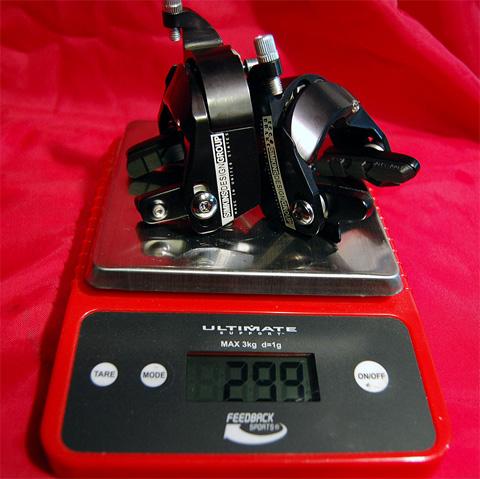 аэродинамические тормоза Egg Brake Calipers weight