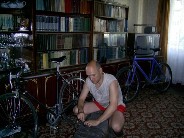 Велосипедные сборы
