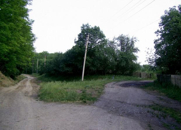 Винниччина, село Потуш, развилка