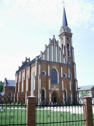 Гнивань, католическая церковь