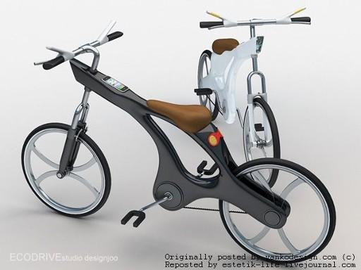 Велосипед Ecodrive