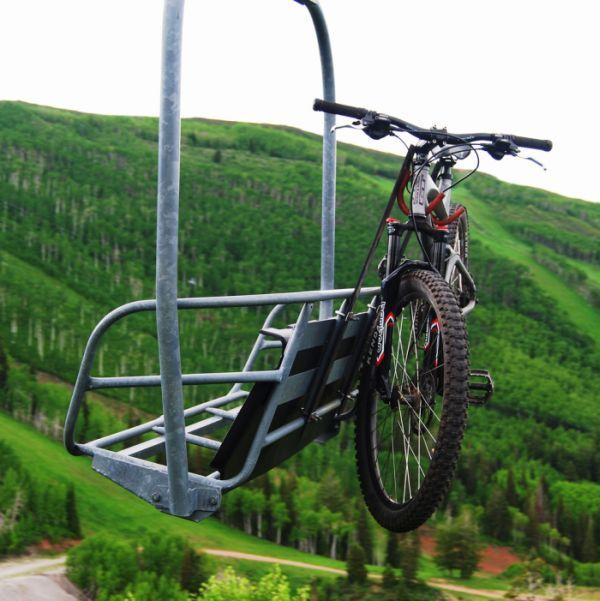 Перевозка горного велосипеда