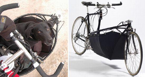 Велосипед для собаки frances bicycle frames