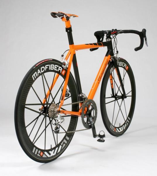 Титановый велосипед «Счастливый Хелловин»