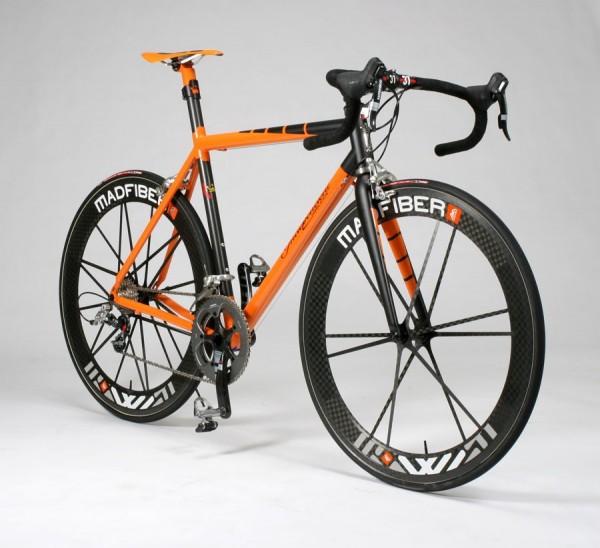 Титановый велосипед счастливый Хелловин