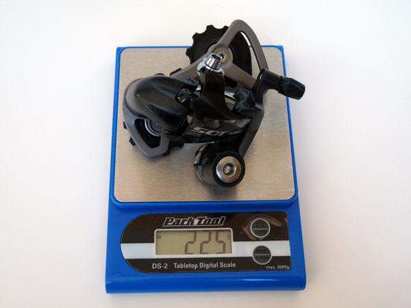 Задний переключатель серии Shimano 105 – 2011 года