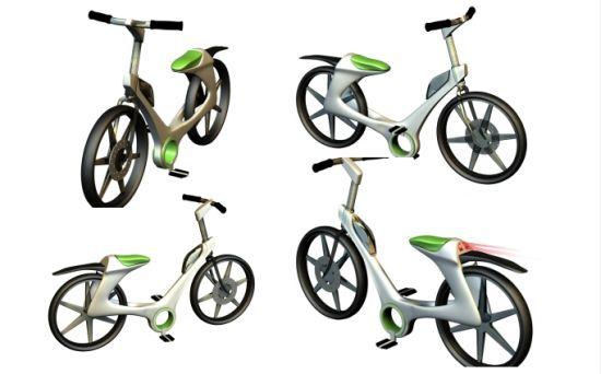 Велосипед SWAN